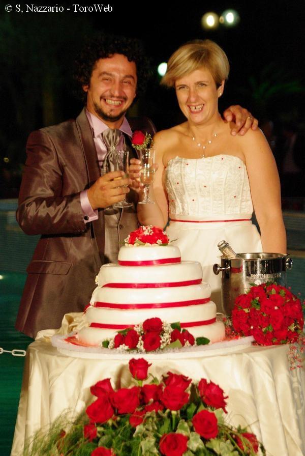Matrimonio Zingaro : Toro web nozze luigi del zingaro e letizia farinacci