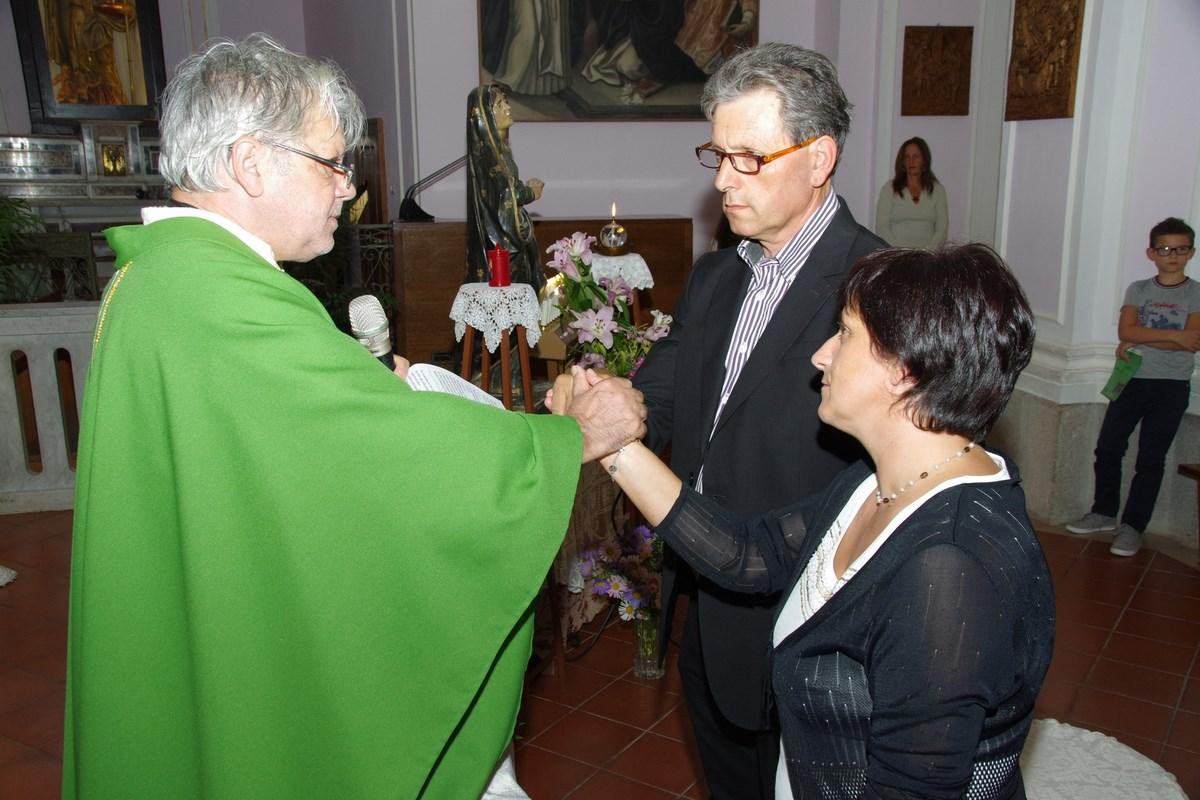 Matrimonio Zingaro : Toro web nozze d argento giuseppe del zingaro e maria