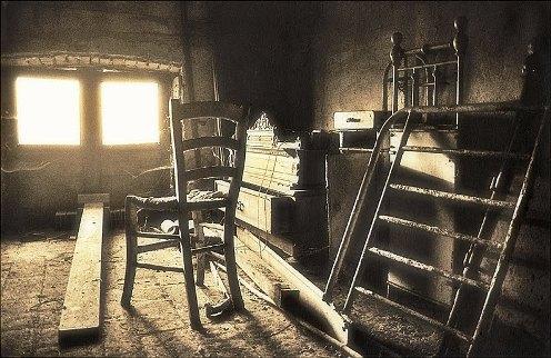 Toro web la casa della paura toro che non c pi for Immagini di case antiche